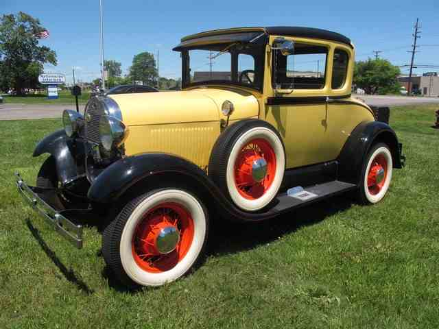 Picture of '29 Model A - NL5H