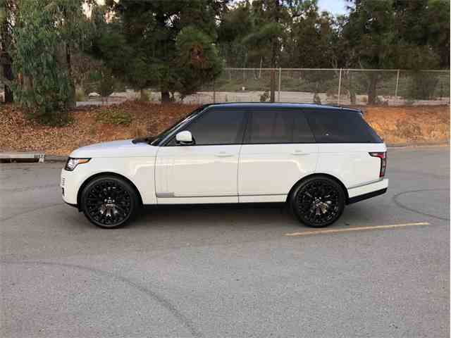 Picture of '16 Range Rover - NOMQ