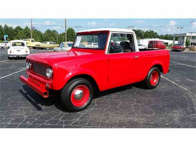 Picture of '61 Scout - NON0
