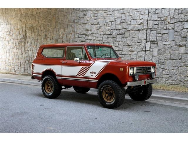 Picture of '78 Scout - NON1