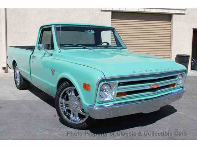 Picture of '68 C10 - NL5K