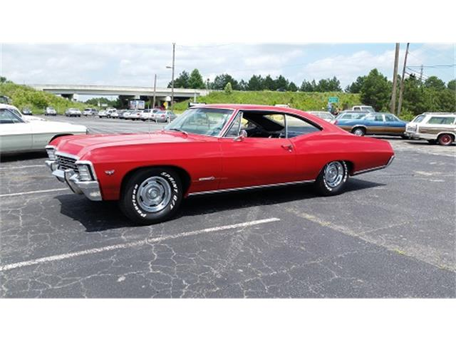 Picture of '67 Impala - NONT