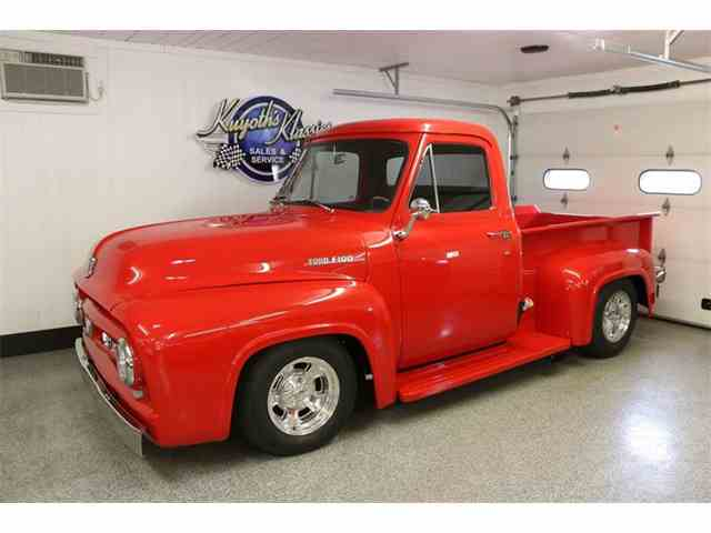 Picture of '53 F100 - NL5M