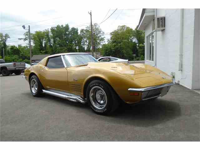 Picture of Classic '71 Corvette Auction Vehicle Offered by  - NL5N