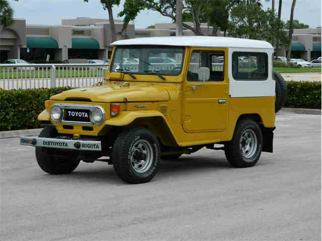 Picture of '76 Land Cruiser FJ - NOOE