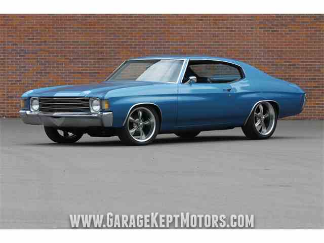 Picture of '72 Chevelle - NOP2