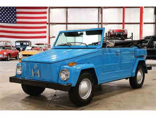 Classic volkswagen thing for sale on classiccars 1973 volkswagen thing altavistaventures Image collections