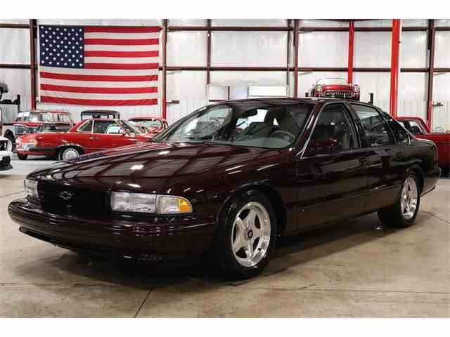 Picture of '95 Impala - NOPE