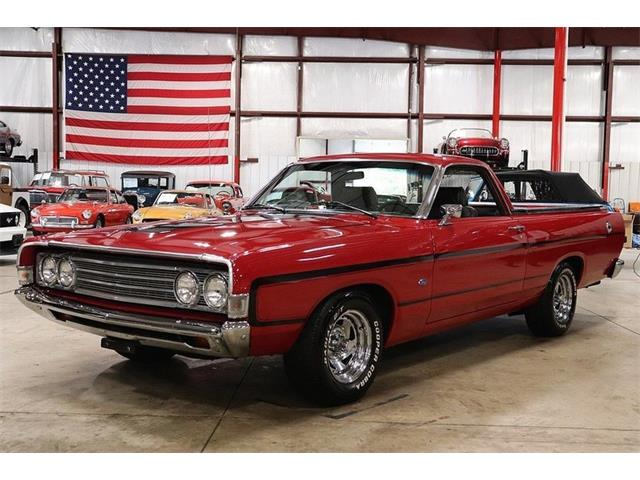 Picture of '69 Ranchero - NOPH