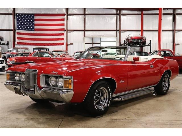 Picture of '72 Cougar - NOPI