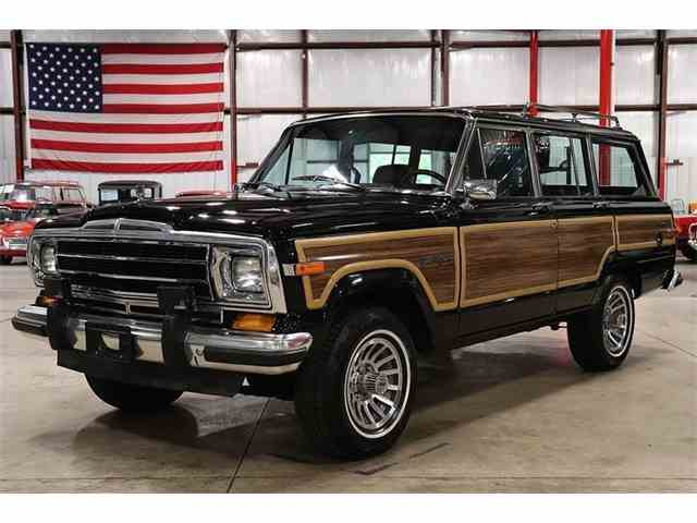 Picture of '89 Wagoneer - NOPL