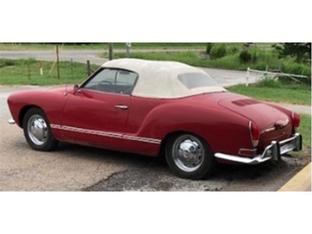 Picture of '69 Karmann Ghia - NOQ0