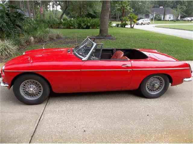 Picture of '64 MGB - NOQ3