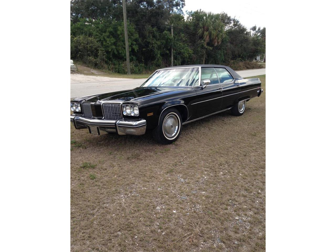 Large Picture of '74 Oldsmobile 98 Regency located in Florida - $19,800.00 Offered by a Private Seller - NOQB