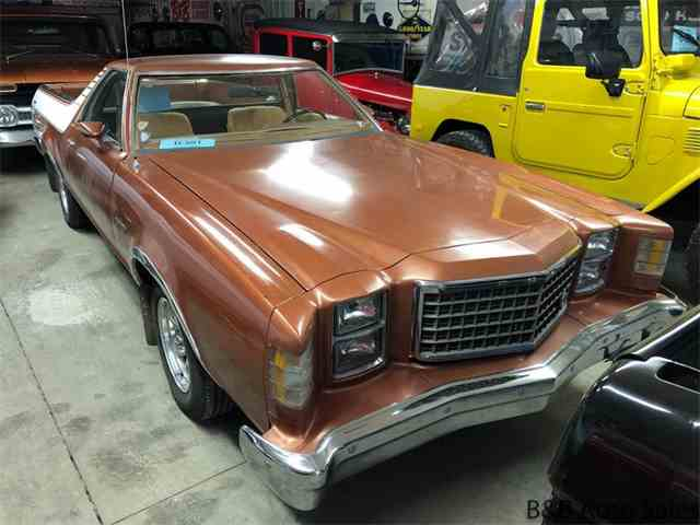 Picture of 1979 Ford Ranchero located in South Dakota - $7,000.00 Offered by  - NL5V