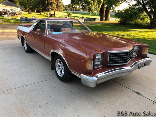 Picture of '79 Ford Ranchero located in Brookings South Dakota Offered by  - NL5V