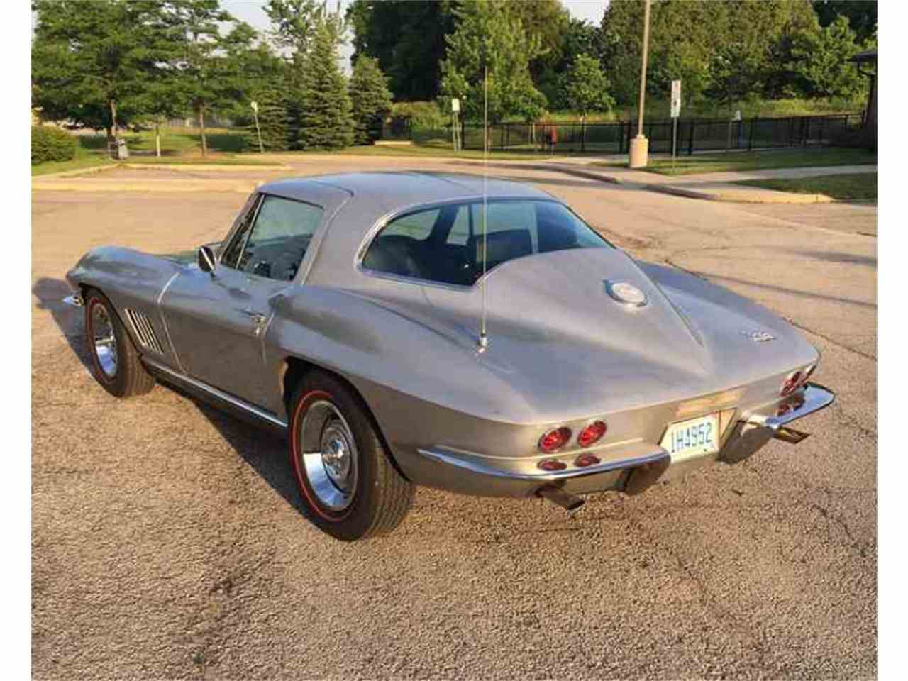 Large Picture of '67 Corvette - NOR4