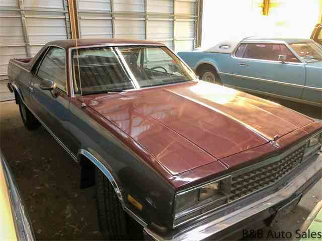 Picture of 1984 Chevrolet El Camino located in Brookings South Dakota - NL5Z