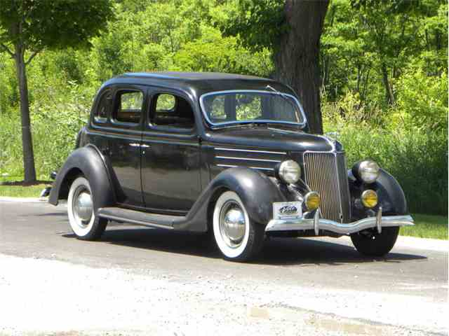 Picture of '36 Pickup - NORS