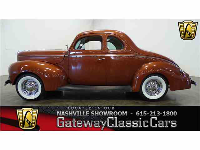 Picture of '40 Coupe - NORT