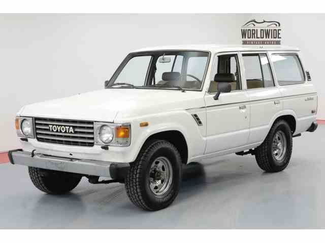 Picture of '84 Land Cruiser FJ - NKT0