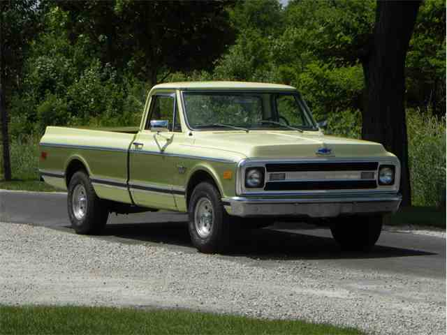 Picture of '70 C10 - NOS7