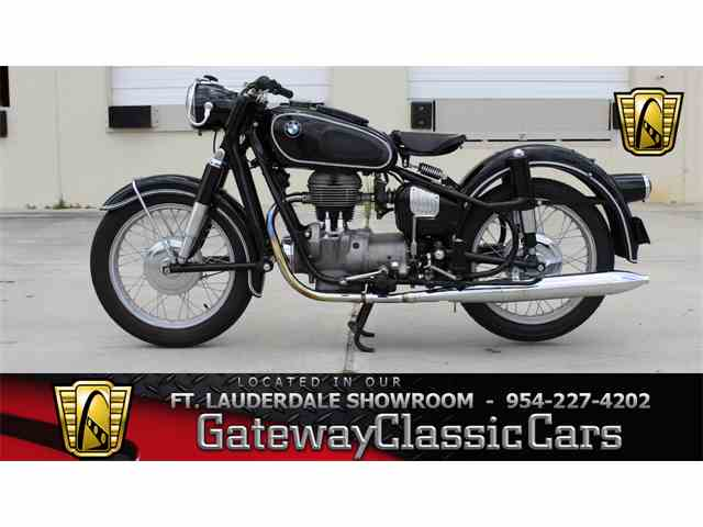 Picture of '59 Motorcycle - NOSC