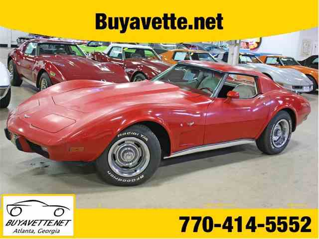 Picture of '77 Corvette - NOT2
