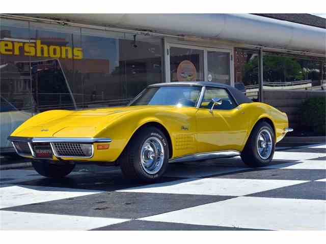 Picture of '71 Corvette - NOT6