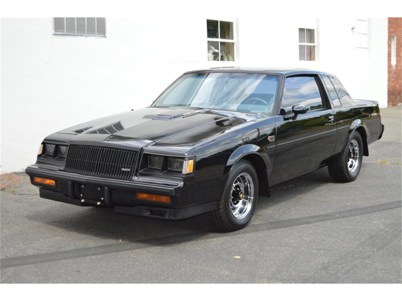 1987 Buick Grand National for Sale   ClassicCars.com   CC-1105275