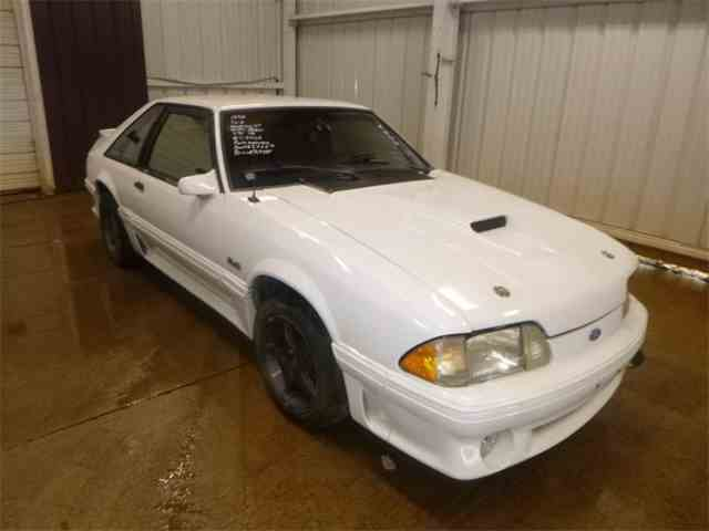 Picture of '92 Mustang - NOUA