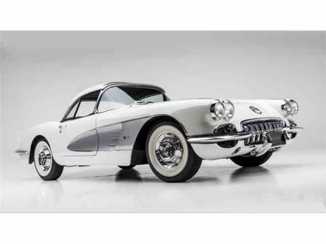 Picture of '58 Corvette - NOUO
