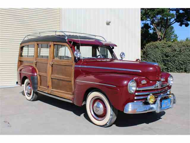 Picture of Classic '46 Ford Super Deluxe located in California Offered by  - NL6A