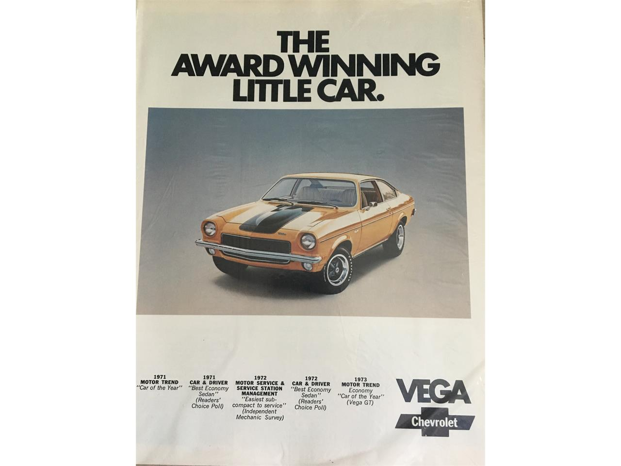 Large Picture of '73 Vega - NOW0