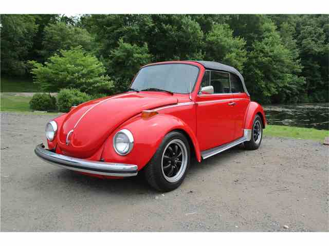 Picture of '73 Super Beetle Auction Vehicle Offered by  - NL6F