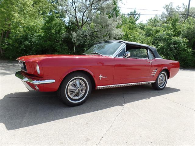 Picture of '66 Mustang - NOW6