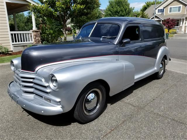 Picture of 1947 Chevrolet Sedan Delivery located in Puyallup Washington - $15,000.00 - NOW9