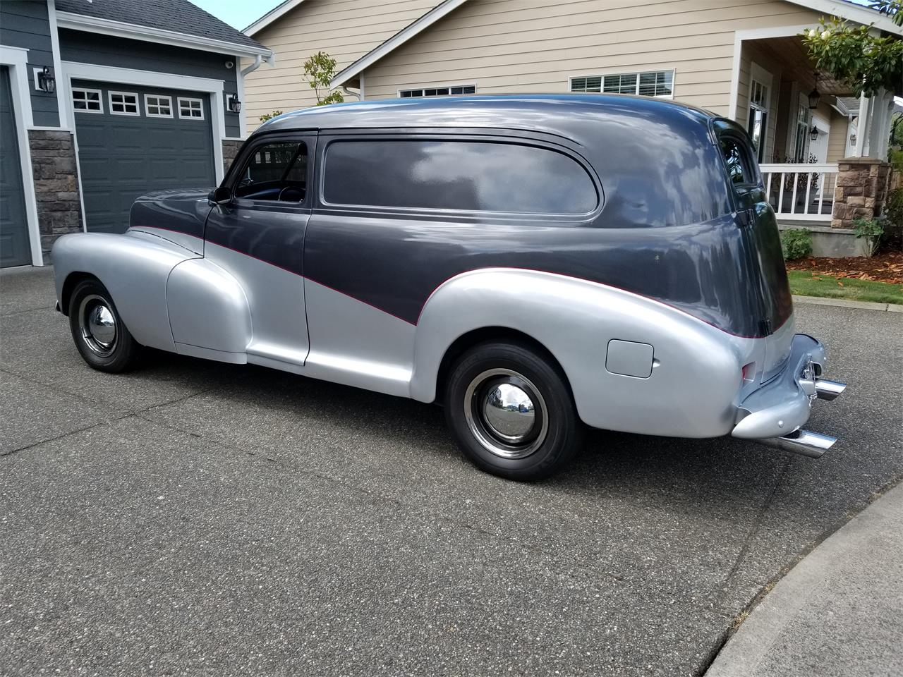 Large Picture of '47 Sedan Delivery - NOW9