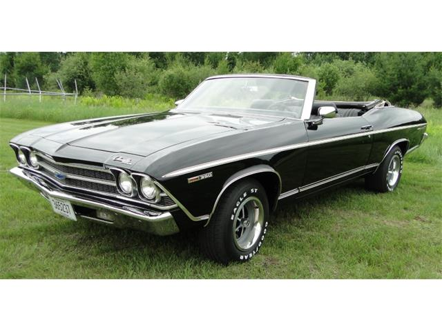 Picture of Classic '69 Malibu Offered by  - NOWB