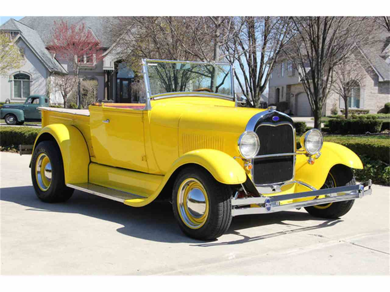 Large Picture of '29 Pickup - NOWI