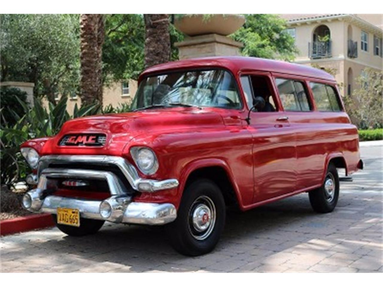 Large Picture of '56 GMC Suburban - $34,900.00 - NOWV