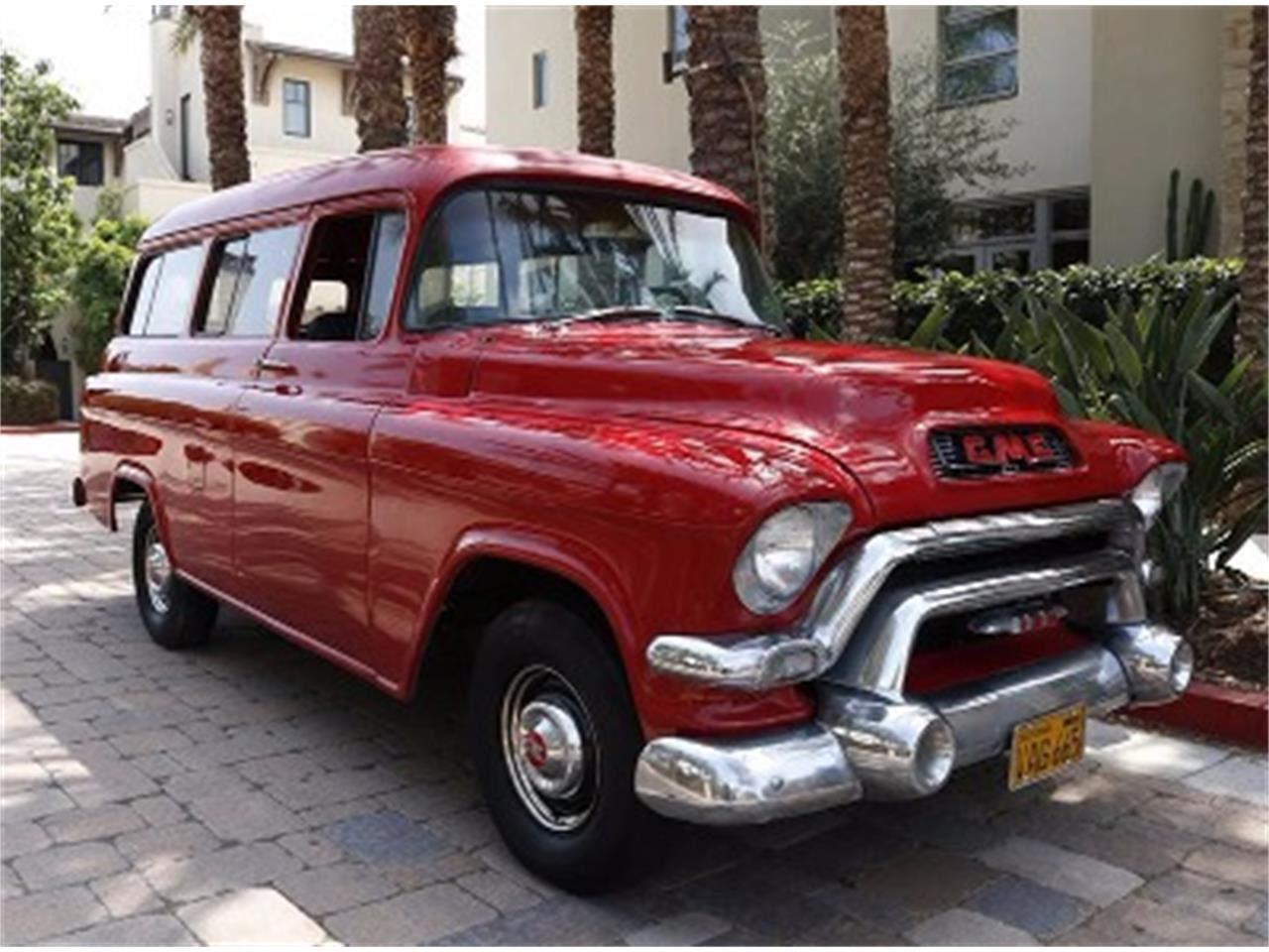 Large Picture of Classic 1956 GMC Suburban - $34,900.00 Offered by North Shore Classics - NOWV