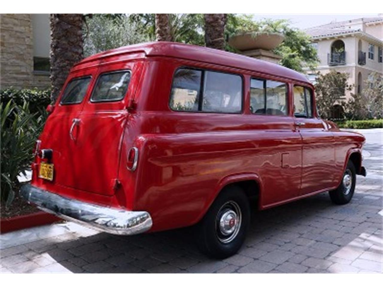 Large Picture of 1956 Suburban located in Illinois - $34,900.00 Offered by North Shore Classics - NOWV