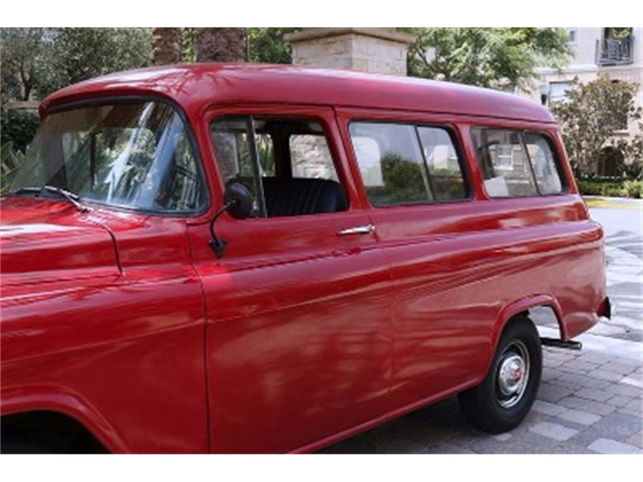 Large Picture of Classic '56 Suburban located in Illinois - $34,900.00 - NOWV