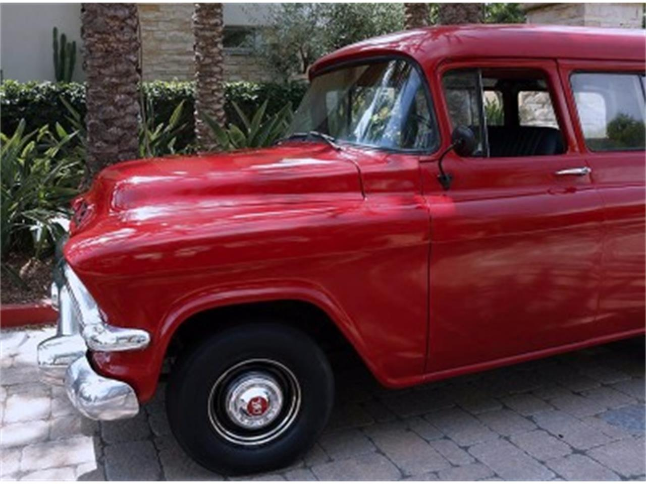 Large Picture of '56 GMC Suburban located in Mundelein Illinois Offered by North Shore Classics - NOWV