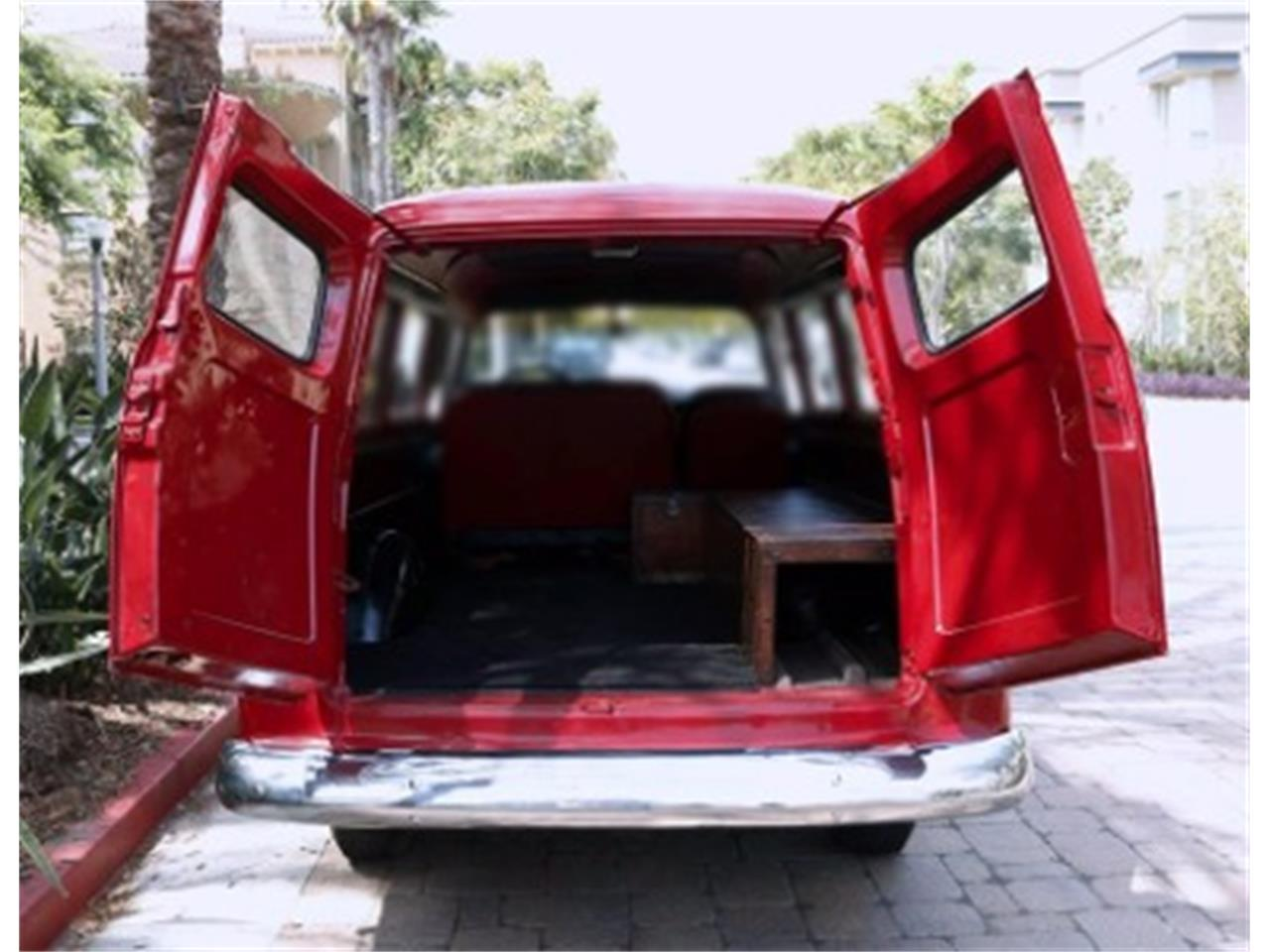 Large Picture of Classic 1956 Suburban located in Illinois Offered by North Shore Classics - NOWV