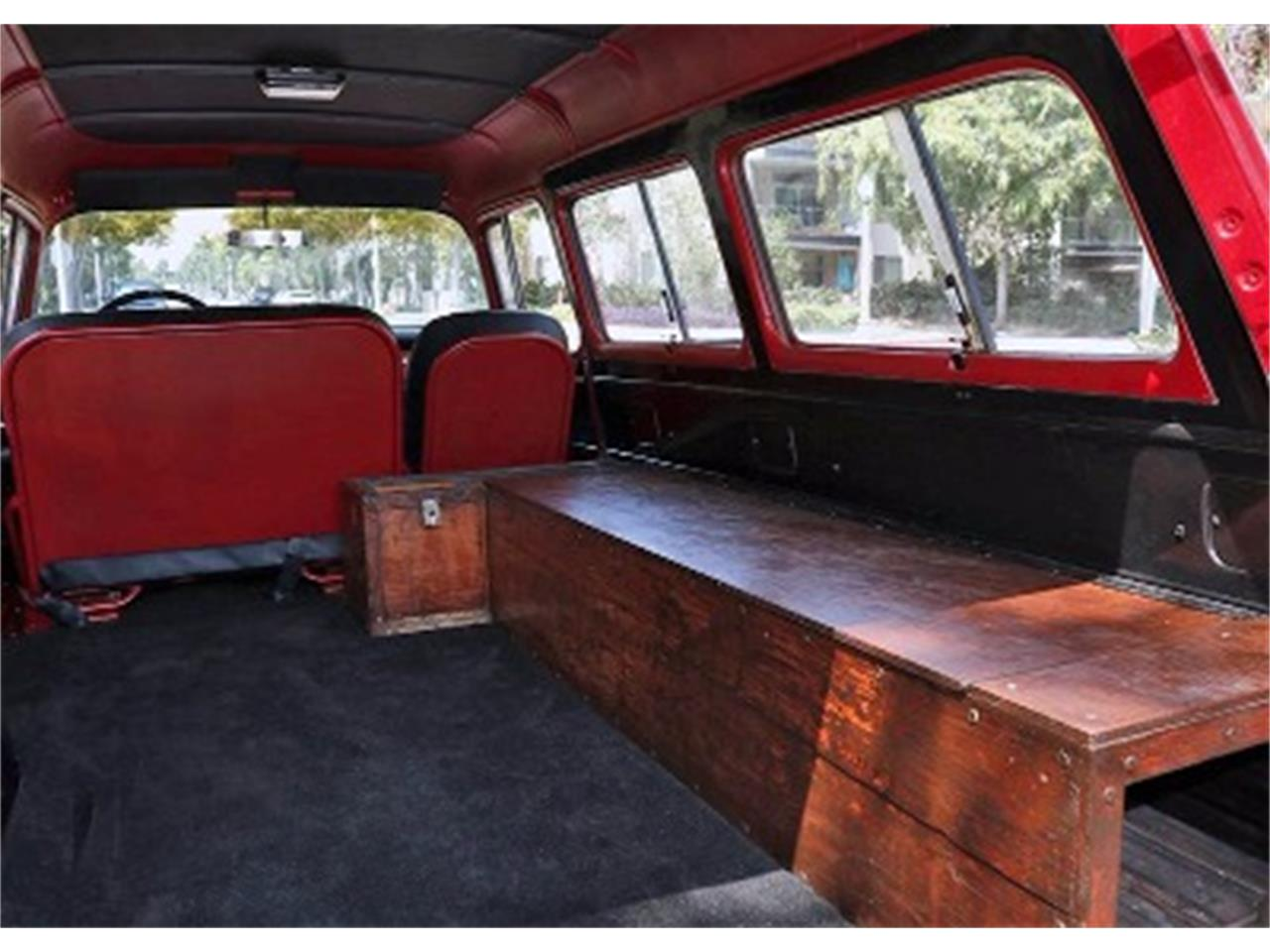 Large Picture of Classic 1956 GMC Suburban located in Illinois - $34,900.00 Offered by North Shore Classics - NOWV