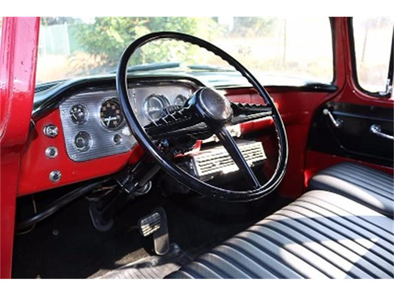 Large Picture of Classic '56 GMC Suburban - $34,900.00 - NOWV