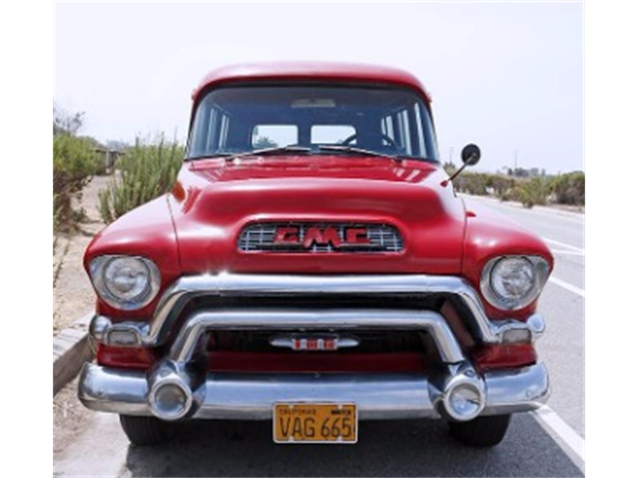Large Picture of 1956 Suburban - NOWV
