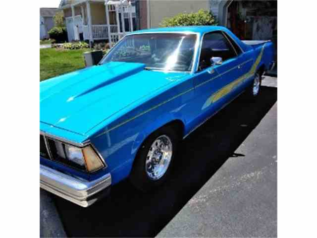 Picture of '80 El Camino - NOX3